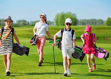 Junior Golf Camps &  Instruction